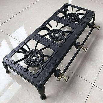 Quemador de gas para hornillo de cocina individual, doble o ...