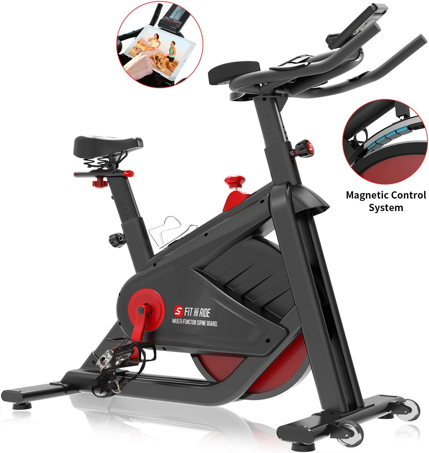 Brand New SPD Indoor Cycle SPIN Bike Pedals Pair