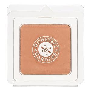 Honeybee Gardens Pressed Mineral Powder Montego - .26 oz