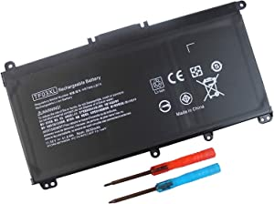 Gomarty TF03XL Laptop Battery Compatible for HP Pavilion 15-CC 15-CD Series 15-cc060wm 15-cc152od 15-cc055od 15-cd040wm 17-AR007CA 17-AR050WM HSTNN-LB7J 920070-855 920070-421