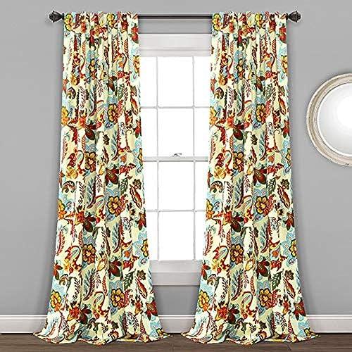 Lush Decor Contemporary Curtain