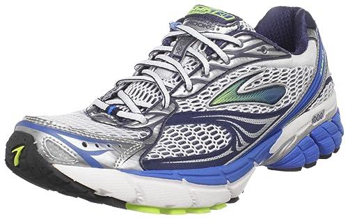 Brooks Ghost 4 M 1100981D484/1100981D445 - Zapatillas de deporte para hombre, color azul, talla 40: Amazon.es: Zapatos y complementos
