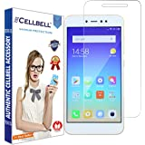 CELLBELL Tempered Glass Screen Protector For Xiaomi Redmi Y1 With Installation Kit