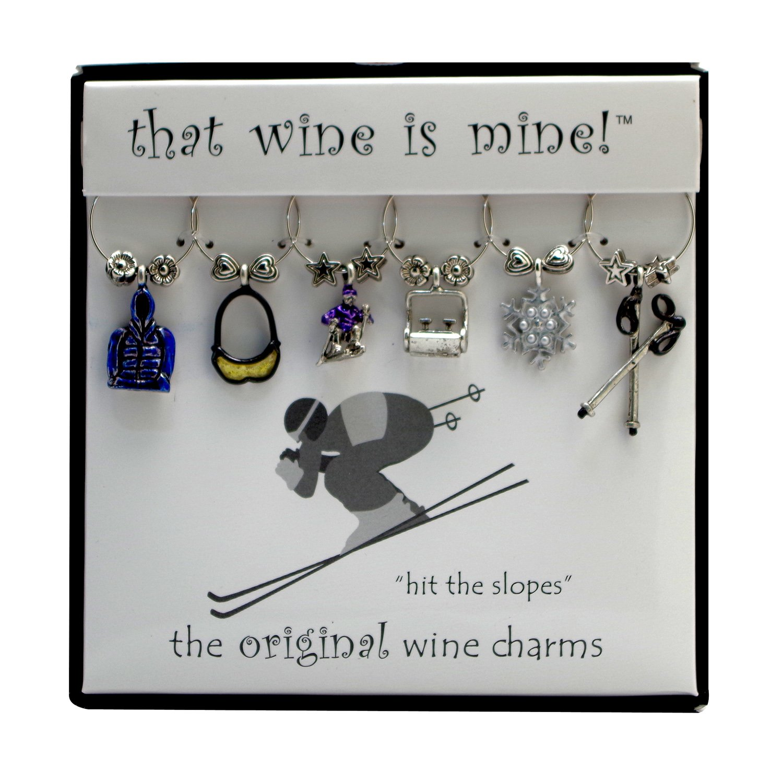 Wine Charm, Hit The Slopes