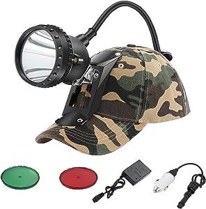 GearOZ Headlamp Flashlight