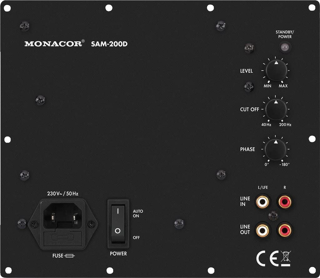 Img Stage Line 32 0780 280w Digital Active Subwoofer Module Musical Instruments