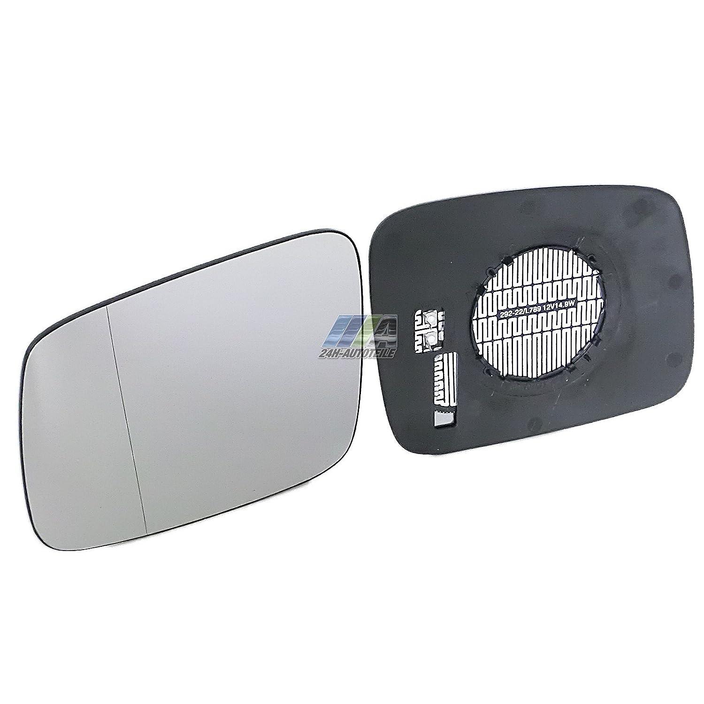 ATBreuer 81252 Spiegelglas asph/ärisch heizbar links