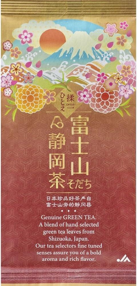JA静岡経済連 富士山そだち静岡茶 100g