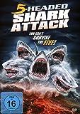 5-Headed Shark Attack (Uncut)