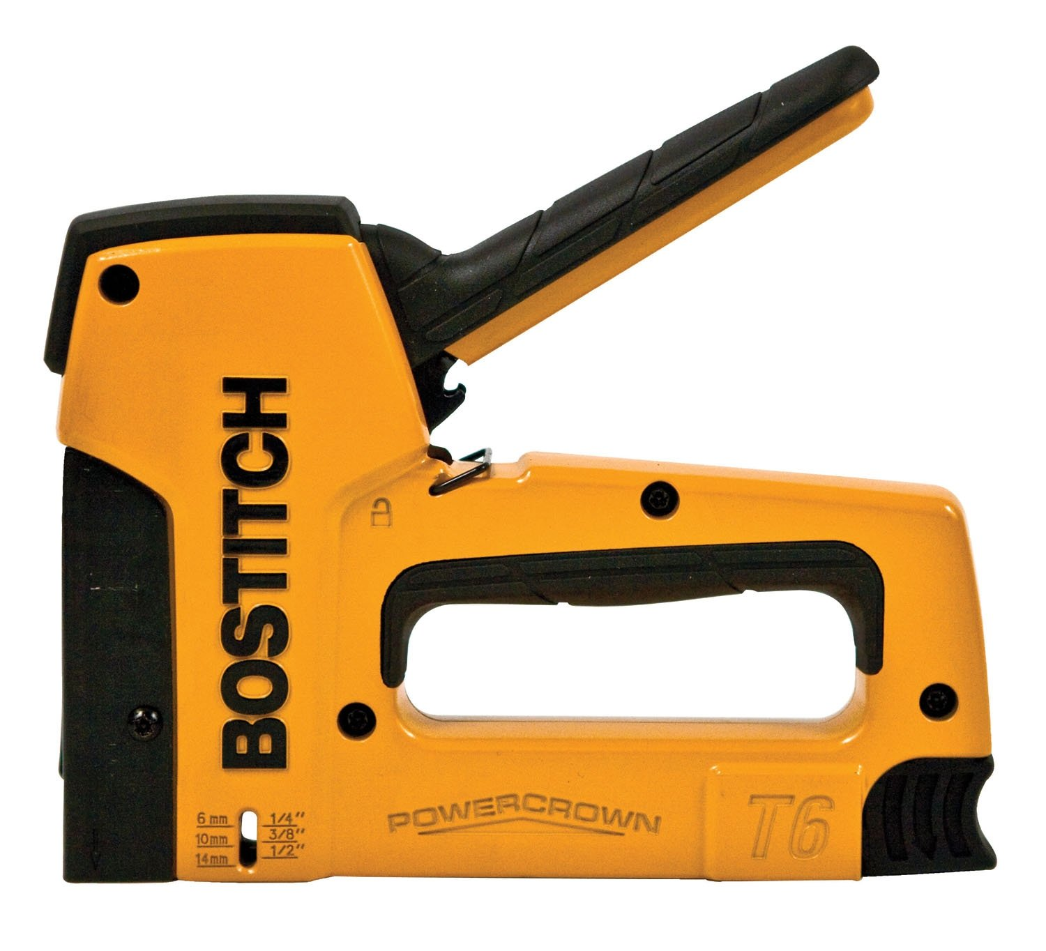 Bostitch T6-8OC2 Outward Clinch Stapler, Manual, Heavy Duty by BOSTITCH (Image #1)