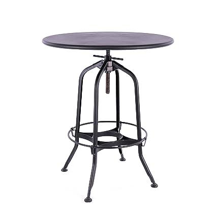 Magnificent Amazon Com Design Lab Mn Ls 9212 Blk Toledo Adjustable Inzonedesignstudio Interior Chair Design Inzonedesignstudiocom