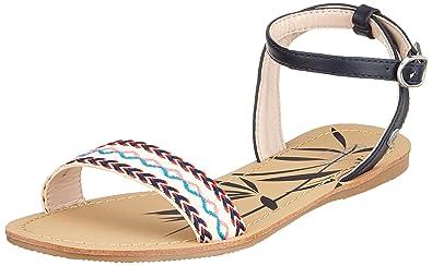 1554264d4a55 Pepe Jeans London Munch Delhi Sandales Bride arrière Femme