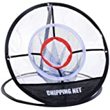 """Newthinking Portable 20"""" Golf Training Chipping Net Hitting Aid Practice In/Outdoor Bag"""