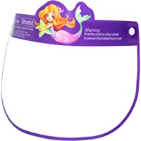 Kids Face Protective Clear and Anti Fog Anti Spitting Shield cover for Children by TALABETY