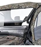 Honda 0SR71-HL4-A00 2-Piece Poly Windscreen (Hard Coat)