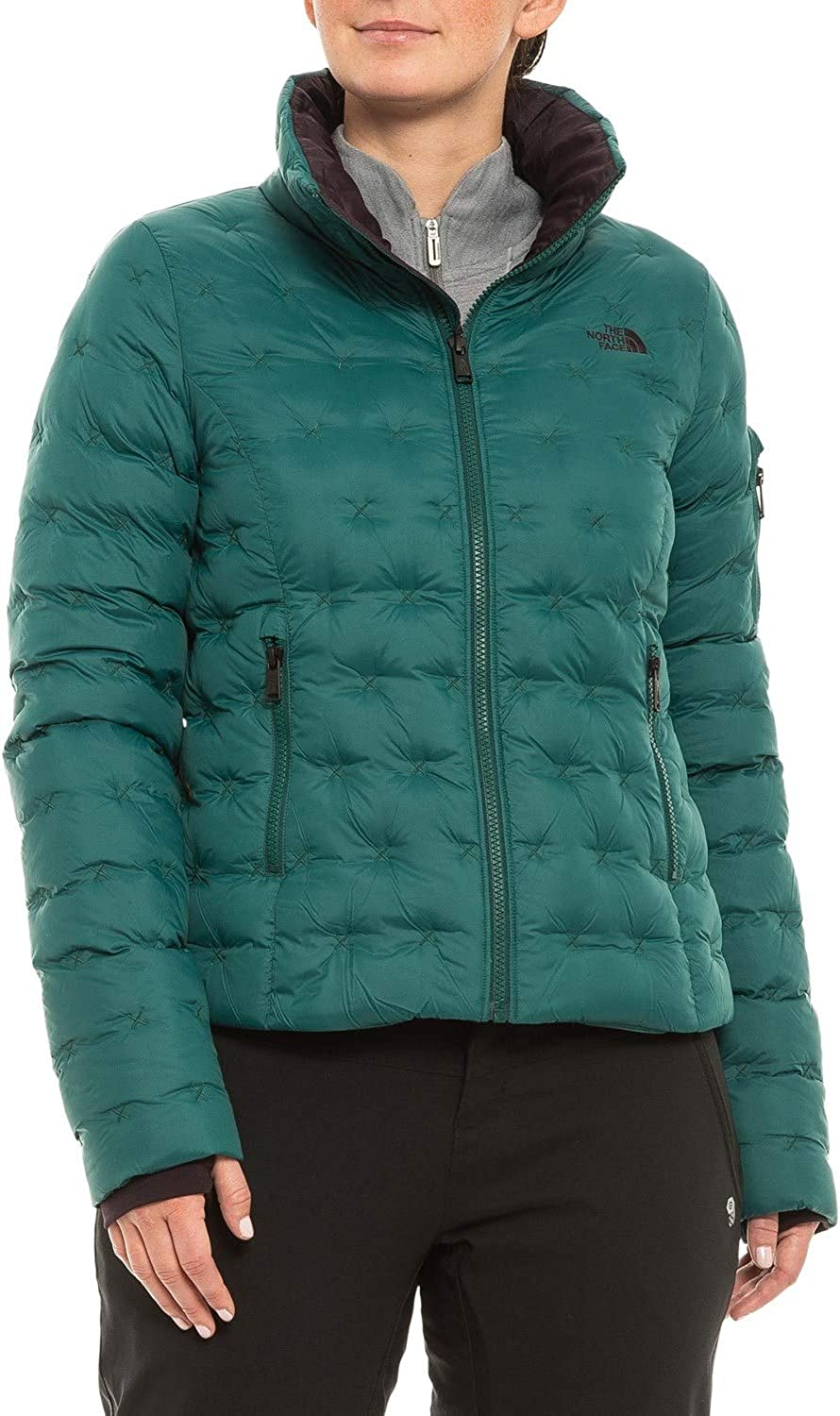 The North Face Holladown Crop Jacket Womens