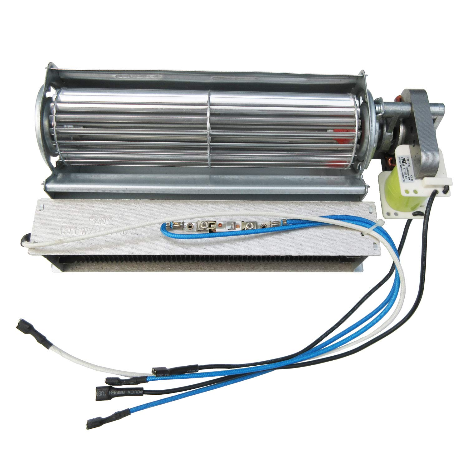 Direct Store Parts Kit Dn101 Replacement Fireplace Tanning Bed Wiring Blower Heating Element For Heat Surge Electric Home Kitchen