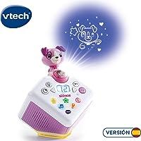 VTech - StoriKid, Cuentacuentos con proyector, escucha historias