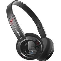 Creative Sound Blaster On-Ear Wireless Bluetooth Headphones (Black)
