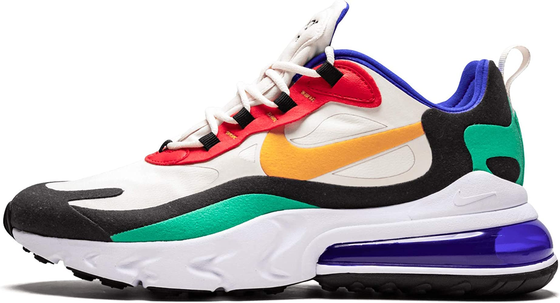 nike air max 270 react men's sneakers bauhaus