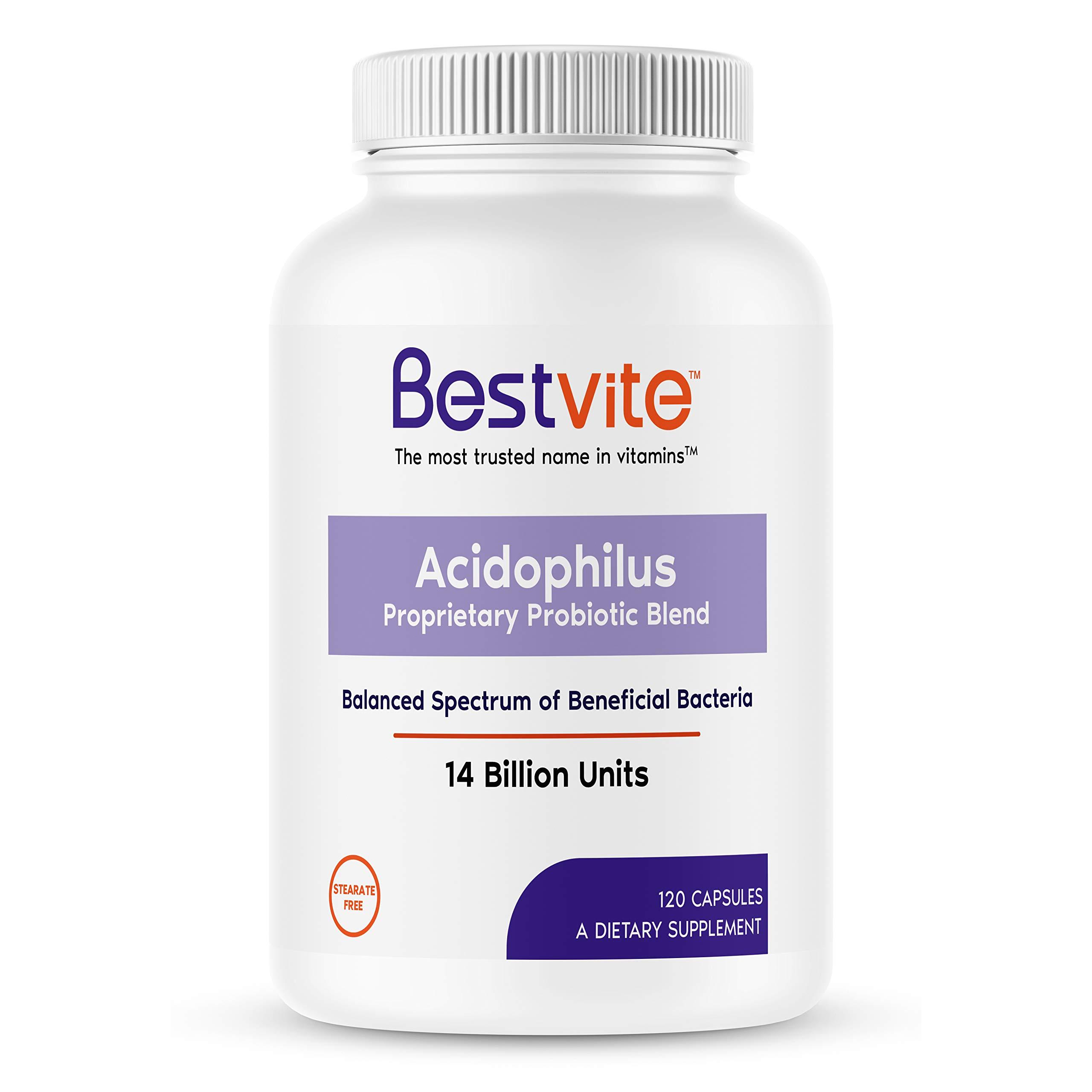 Acidophilus 14 Billion Units (120 Capsules)