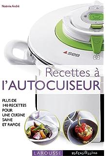 Recettes à lautocuiseur (Ustensilissimo)