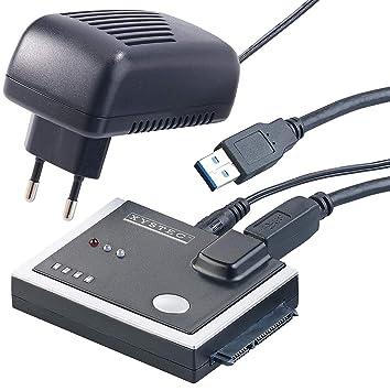 Xystec - Adaptador de Disco Duro USB 3.0 con función de clon para ...