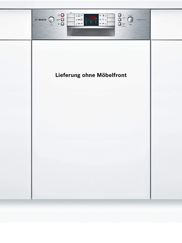 Bosch Serie 4 SPI46MS01E lavavajilla Totalmente integrado 10 ...