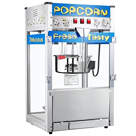 6210 Great Northern Pop Heaven Commercial Quality Popcorn Popper Machine, 12 Ounce