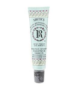 Rosebud Perfume Co. Smith's Menthol and Eucalyptus Balm Tube, 0.5 oz.