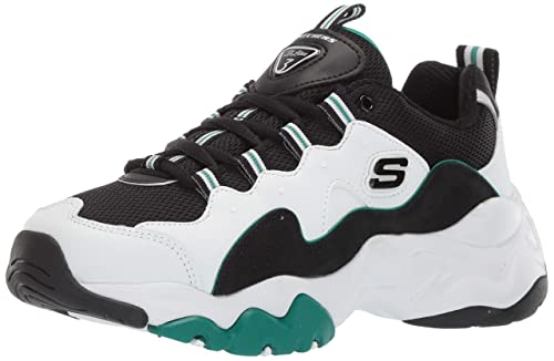 on sale e78e2 0becc Skechers Damen Sneaker D´Lites 3.0 ZENWAY Weiß/Grün