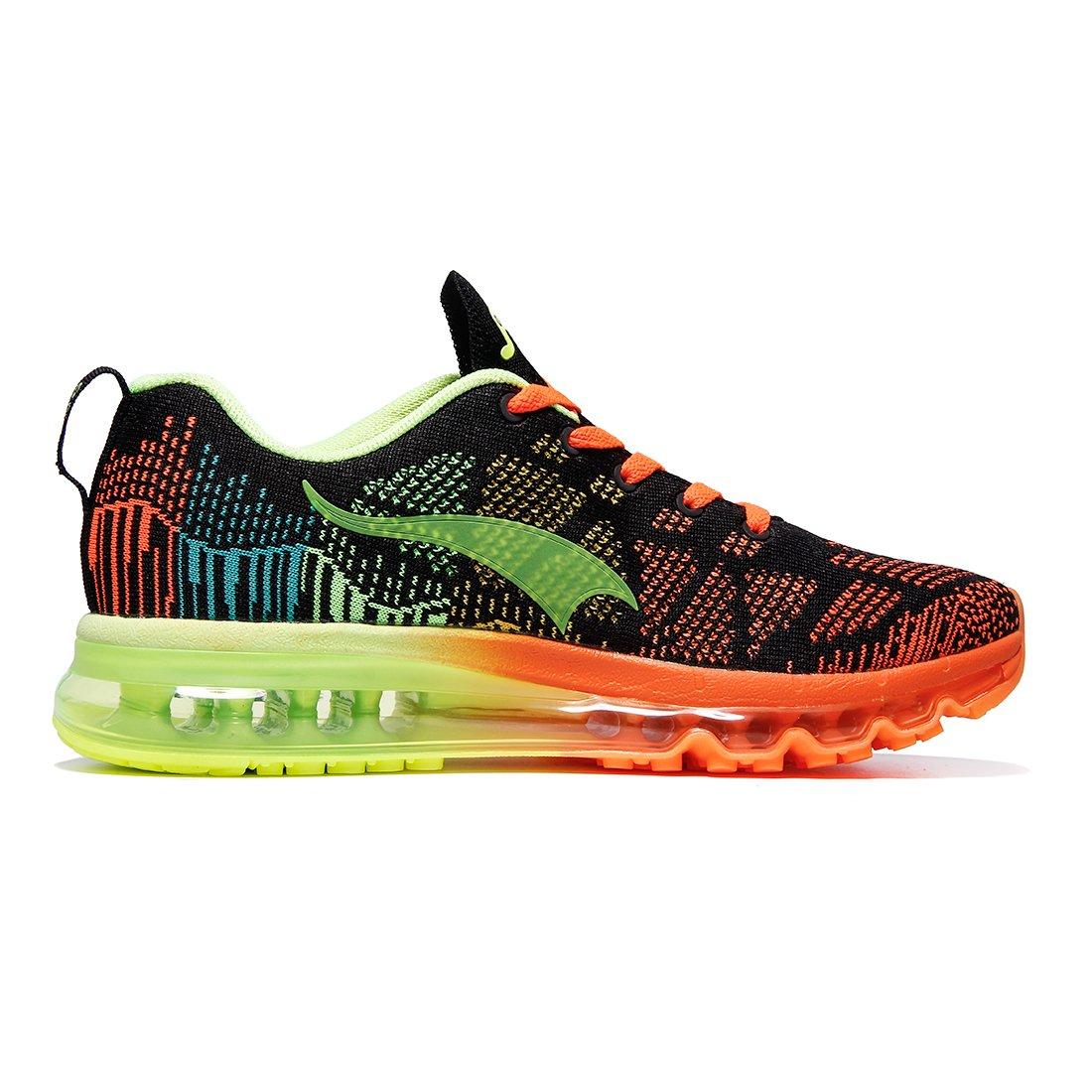 Onemix Zapatillas de Running en Asfalto Aire Libre y Deportes Exterior Zapatos para Correr Mujer