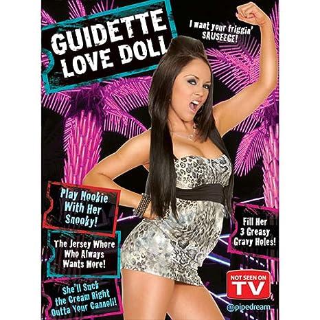 Amazon.com: Guidette Muñeca Hinchable Love: Health ...