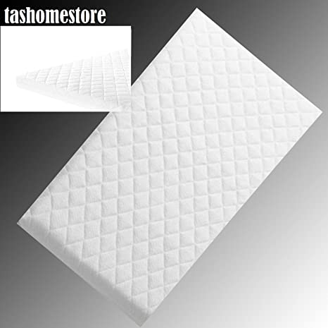 brand new 0e70f 981be Travel Cot Mattress 120x60cm Size and 10cm Thick So More ...