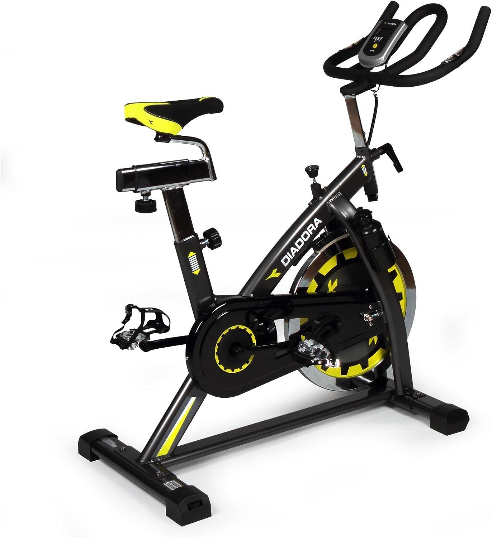 Diadora Tour 20 – Bicicleta estática color negro: Amazon.es ...
