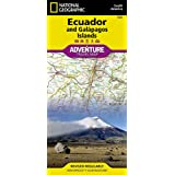 Ecuador and Galapagos Islands (National Geographic Adventure Map (3403))