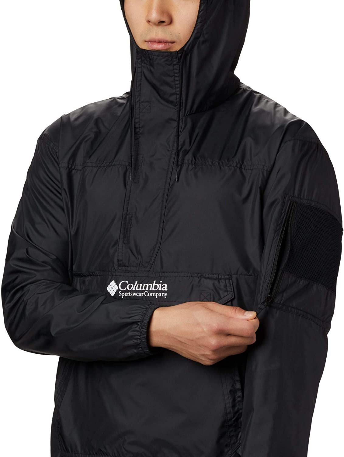 Poli/éster Cortavientos impermeable Hombre Columbia 1714291 CHALLENGER