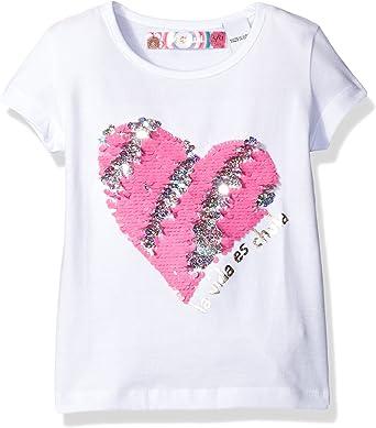 Desigual - CHIVITE - Camiseta (3/4 AÑOS): Amazon.es: Ropa y accesorios