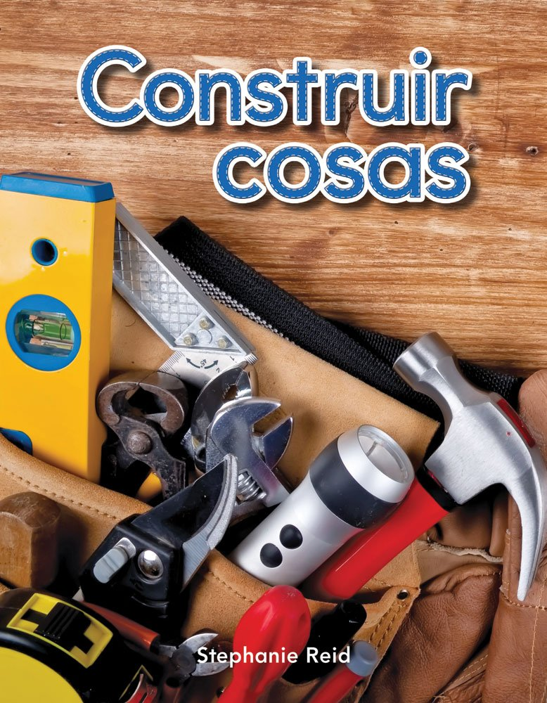 Construir cosas (Building Things) Lap Book (Literacy, Language & Learning Lap Books) (Spanish Edition) by Teacher Created Materials