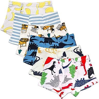 8173fffa19a2f0 キッズ パンツ 6枚セット 綿100% 通気 男児 男の子 ボクサーパンツ ボクサーショーツ 幼稚園