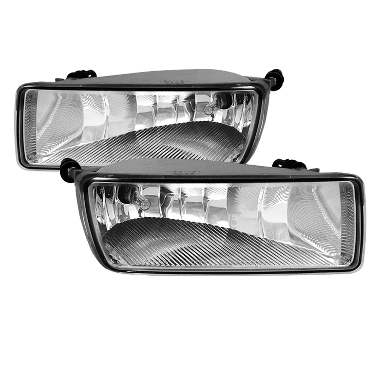 Spyder Auto FL-FEXP07-C Ford Explorer/Explorer Sport Trac Clear OEM Fog Light