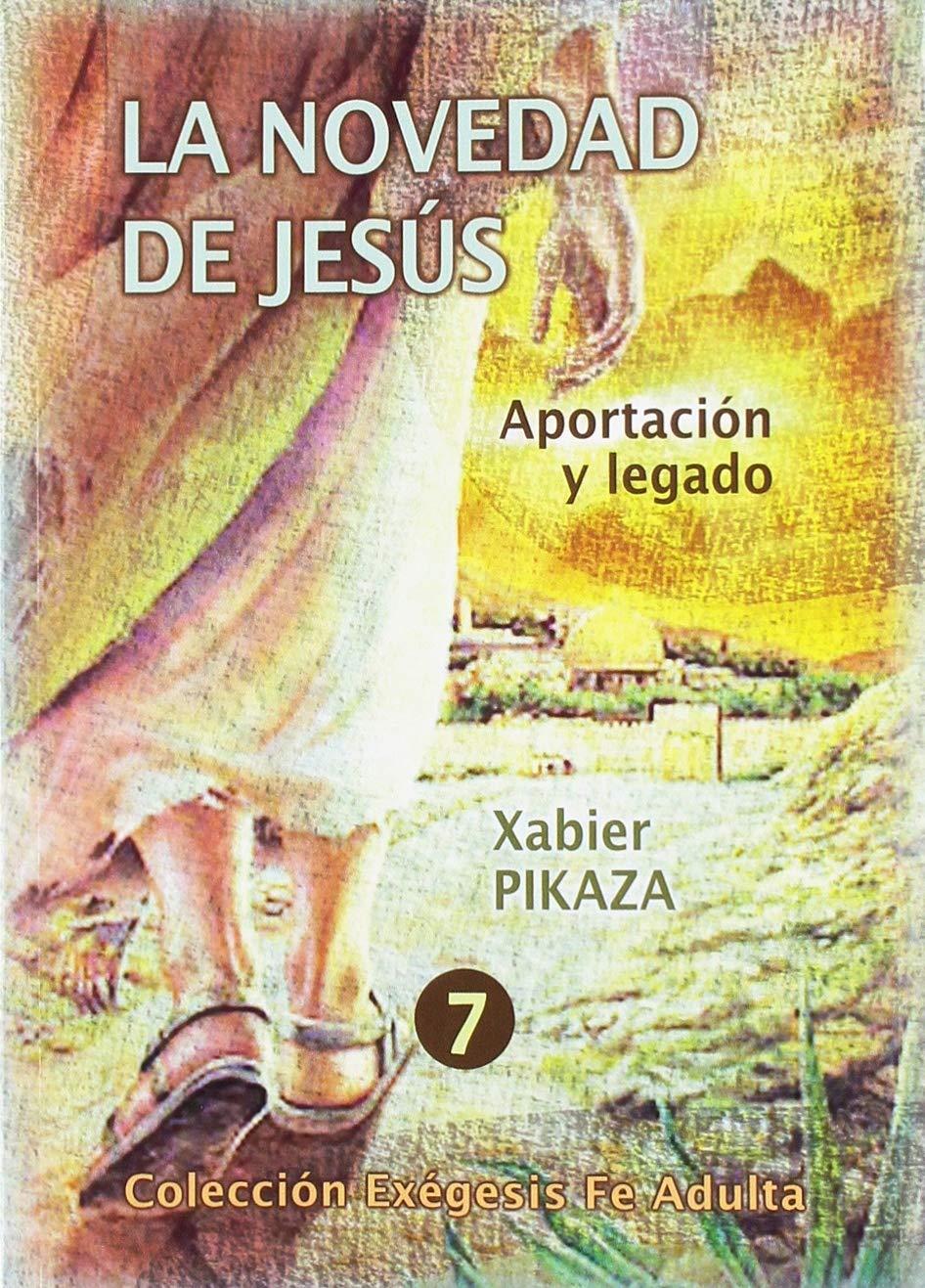 Resultado de imagen de pikaza, fe adulta
