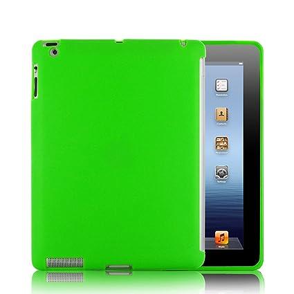 Kolay® iPad 3 - Carcasa TPU Silicona Funda Case Funda en ...