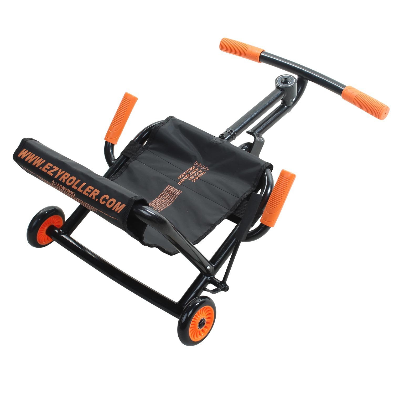 ezy roller ezyroller Classic niños Triciclo máquina de equitación definitiva Juguete, Negro/Naranja