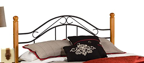 Hillsdale Furniture Winsloh Headboard, King, Black