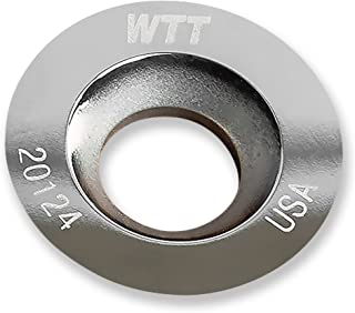 "product image for Woodpeckers Ultra Shear .63"" Round Replacement Carbide Insert for Ultra-Shear Woodturning Tool FSR & MSR"