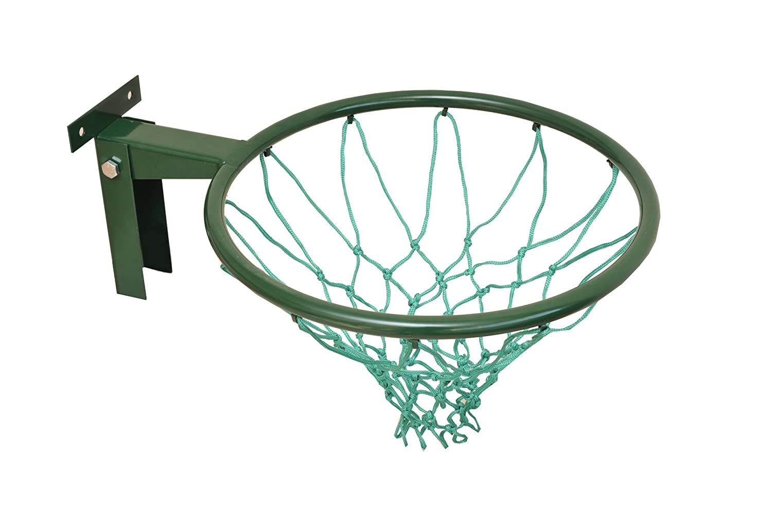 British Made Netball Ring from the Avonstar Classic Range (Robust Bracket, 2 years warranty) made in Britain. With top quality 3mm twine net. Avonstar Trading co. ltd. 101