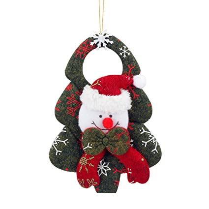 personalised christmas decoration items xmas christmas tree pendant hanging ornaments decorations baubles stuff accessories cute snowman