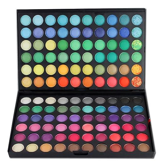 15 opinioni per FantasyDay® 120 Colori Palette Ombretti Cosmetico Tavolozza per Trucco Occhi #1-