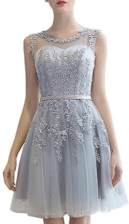 Scothen Damen Brautjungfern Kleid Festliches Kleid Hochzeitsfeier